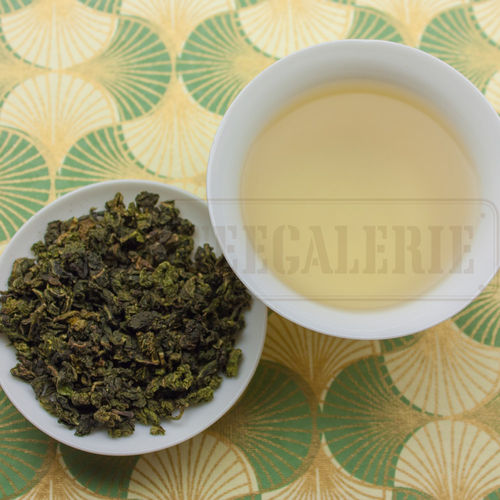 China Milch-Oolong