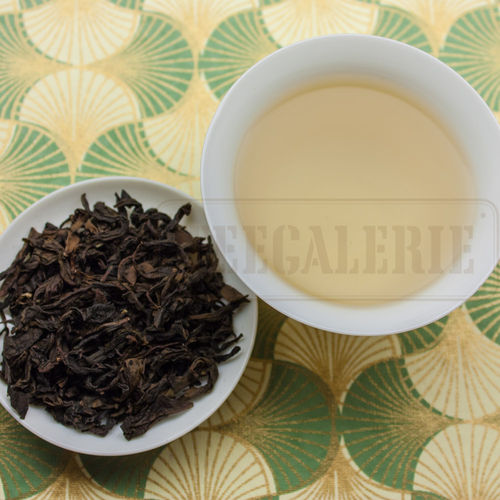 China Da Hong Pao Oolong Bio