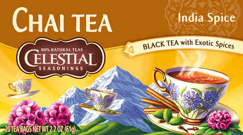 Original India Spice Chai 20 Beutel